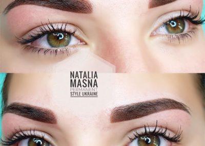 Работы Натальи Масной